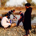 emergency disaster relief water purification systems AR3 Kashmir