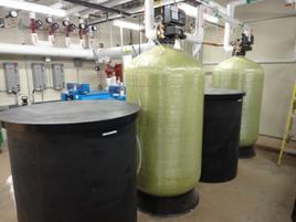 rainfresh commercial water softener installation - Commercial Water Softener