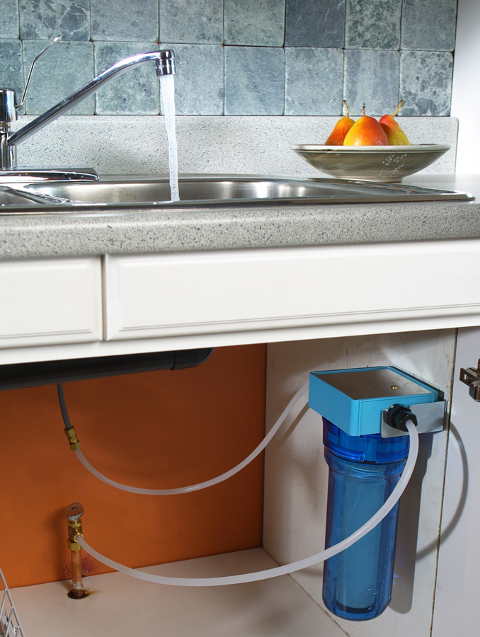 Undersink Water Filter For Kitchen Faucet