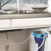 FC200 Installed Undersink