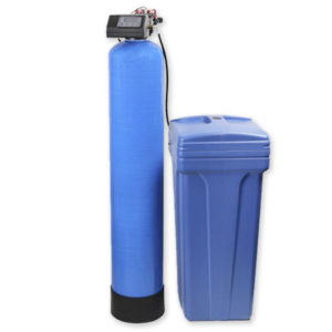 45000 grain water softener 2 tank style