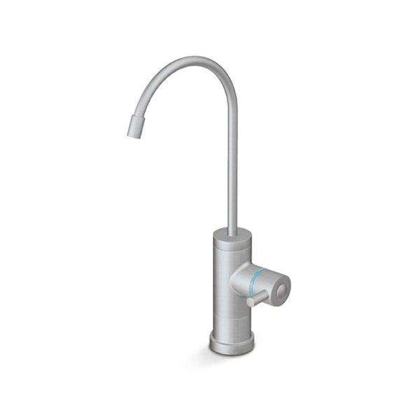 drinking water faucet bright nickel