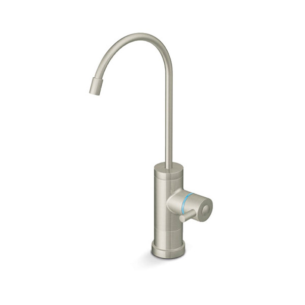 drinking water faucet brushed stainless