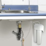 undersink chloramine removal filter
