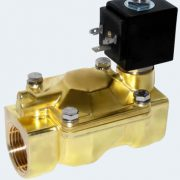 Optional solenoid valve for use with Rainfresh UV Systems