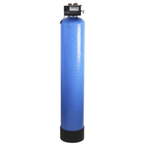 Chlorine removal filter whole house