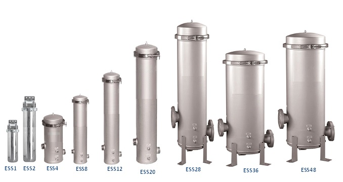 ess-stainless-steel-filter-housing-series