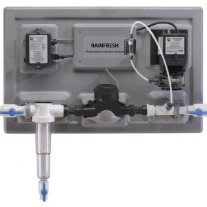 Rainfresh chlorination systems