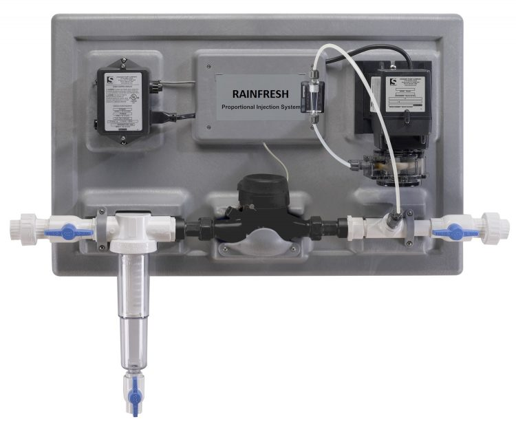 Chlorination Systems For Potable Water Treatment Rainfresh