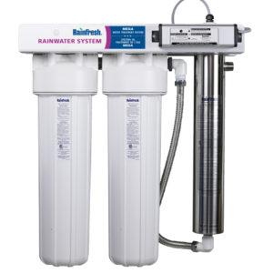 Rainwater filter system