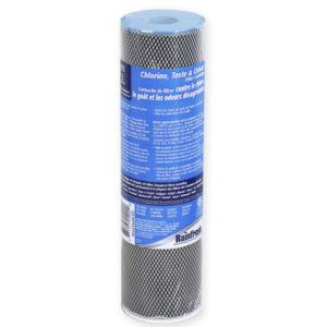 CF2 chlorine removal filter cartridge