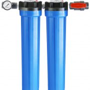 Ice machine water filter