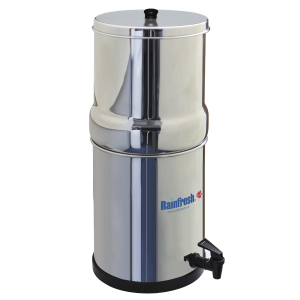 Steel Gravity Water Filter