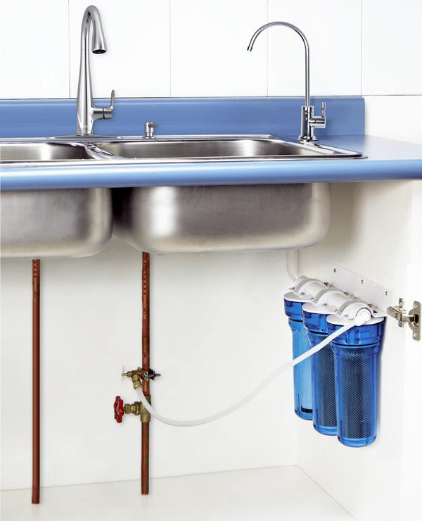 Undersink Water Filtration System For, Under Cabinet Water Filter