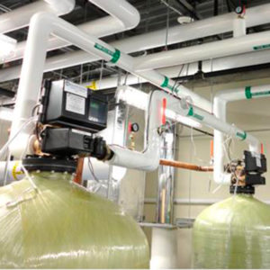 commercial water softeners twin alternating
