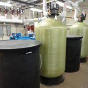 Rainfresh commercial water softener installation