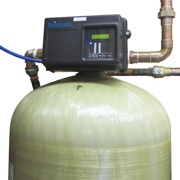 Commercial Greensand Filters