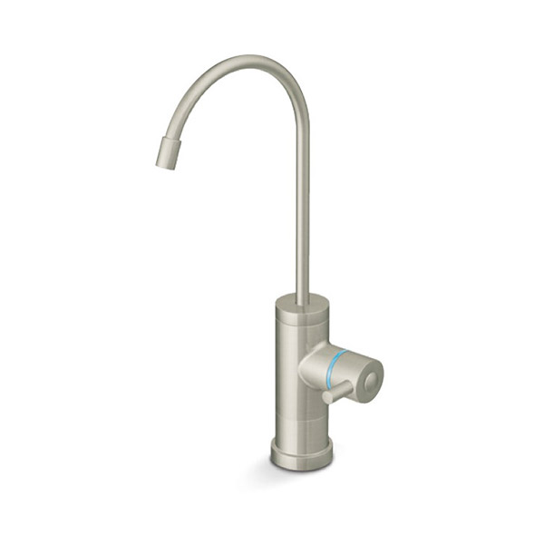 kitchen drinking water faucet water faucet satin nickel finish rainfresh 19473