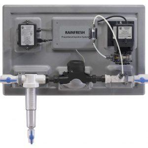 Rainfresh chlorination systems