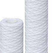 commercial filter cartridges string wound