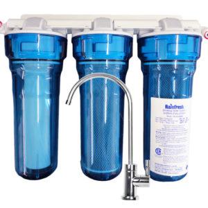 undersink water filtration system