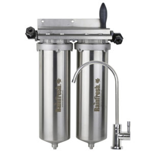 Commercial drinking water systems