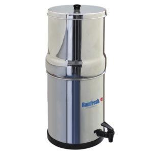 Steel Gravity Water Filter