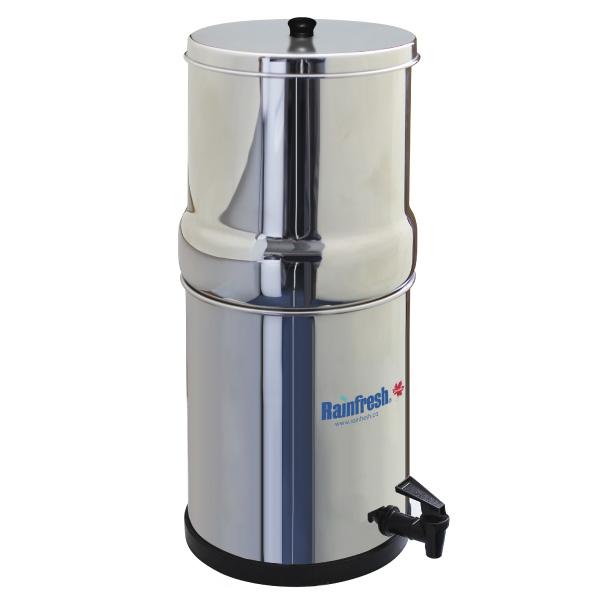 SM4 Steel Gravity Water Filter