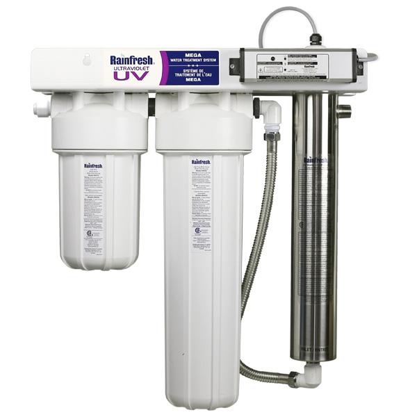 MEGA Whole house UV system