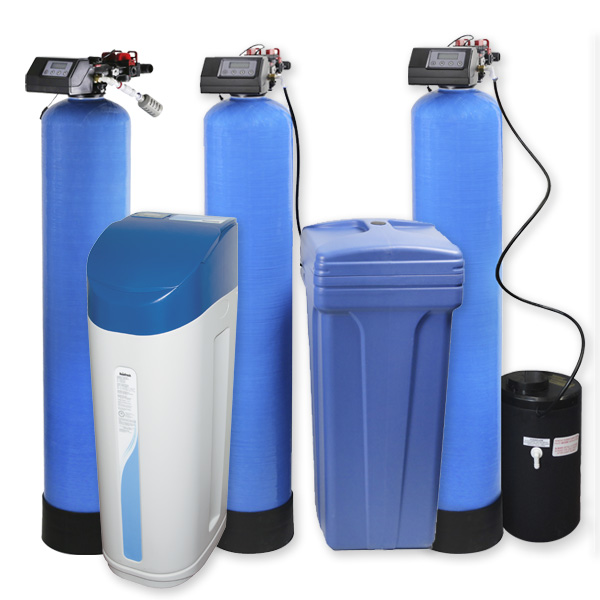 Water softeners and conditioners